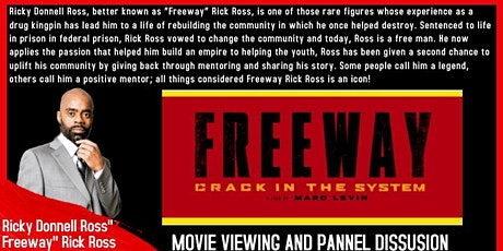 Freeway: Crack In The System tickets