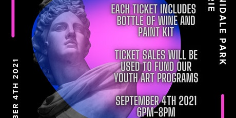 Art in the Park: Paint and Sip tickets