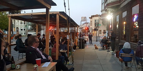 Outdoor Comedy at The BAR -on Dolores Last Sunday tickets