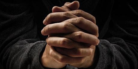 Culto de Oração às 20h - Lista individual ingressos