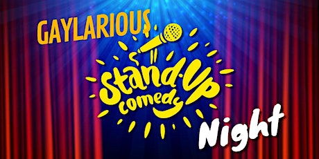 Gaylarious PRIDE Comedy Event tickets