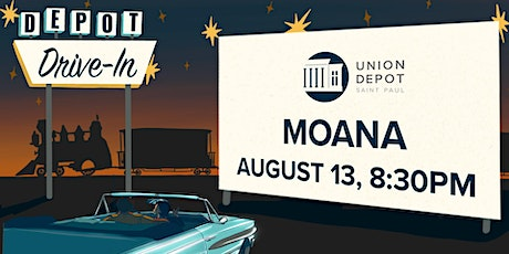 Moana Drive-in at Union Depot tickets