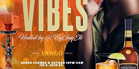 Thirsty Thursday Rooftop Vibes @ VANGO tickets