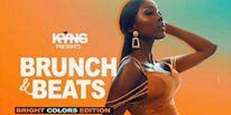 Brunch & Beats tickets