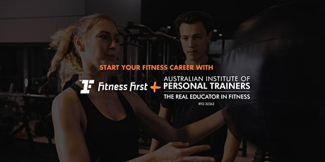 Fitness First Robina Career Session tickets