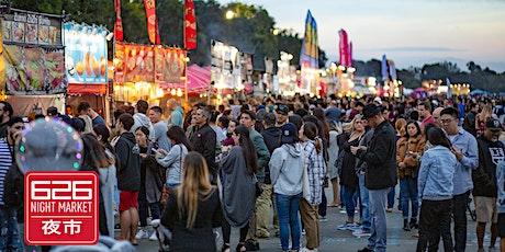 626 Night Market - Orange County: October 8-10 tickets