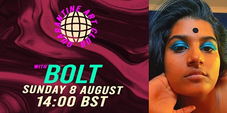 """""""Colours and Indian Themes"""" Online Life Drawing with Bolt tickets"""