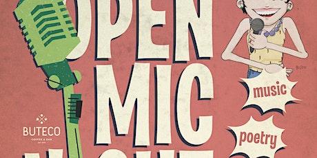 Buteco Open Mic Night tickets