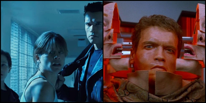"""""""Terminator 2"""" and """"Total Recall"""" Double Bill"""