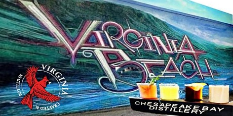 ViBe Creative District Art Tour/Distilled Spirit Sampling tickets