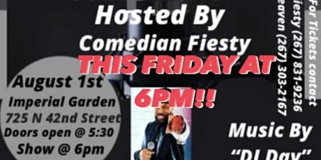 Funny Fiesty Comedy Show tickets