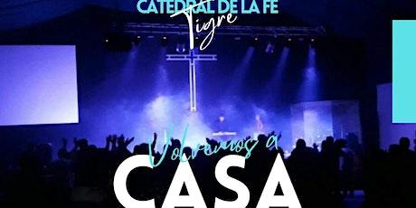 Reunión Presencial - Catedral de la Fe Tigre - entradas