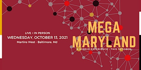 MEGA Maryland 2021 - Small/Minority Business Conference for AEC tickets