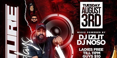 Culture Tuesdays @ Barcode NJ tickets