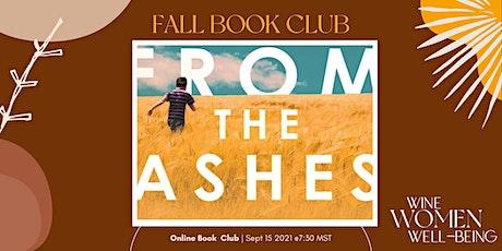 Online: Fall Book Club tickets