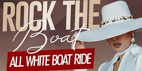 ROCK THE BOAT PITTSBURGH 2022 MEMORIAL DAY WEEKEND ALL WHITE BOAT PARTY tickets
