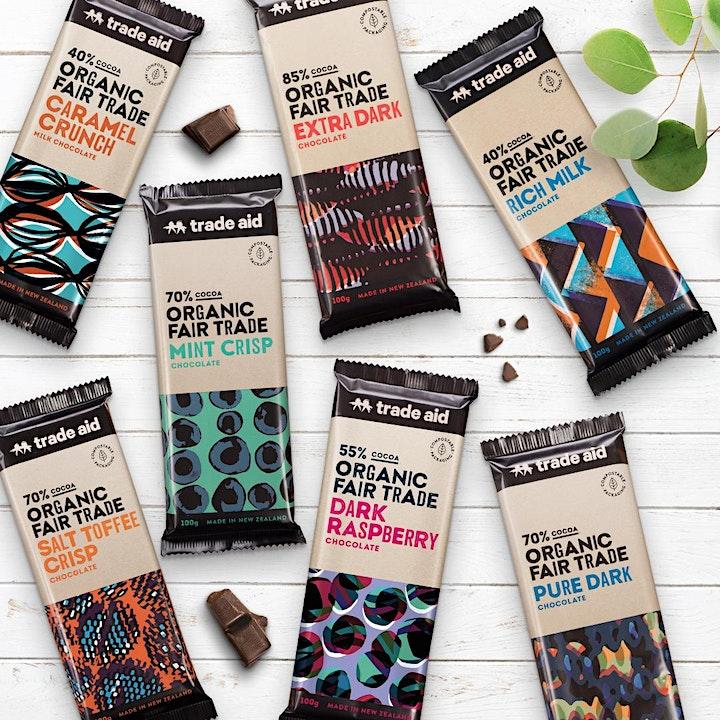 Organic Chocolate Walking Tour image