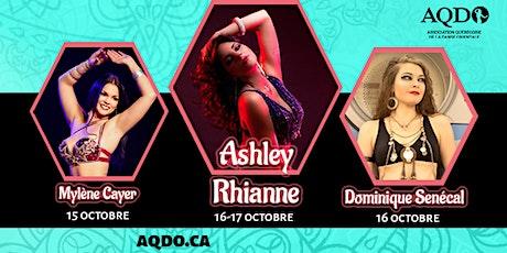 """ATELIER Ashley Rhianne: """"Danse 3D"""" - Festival RAkS Québec 2021 billets"""