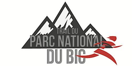 TRAIL DU PARC NATIONAL DU BIC 2021 billets