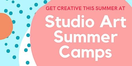 Studio Arts Summer Camp tickets