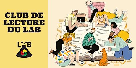 Club de lecture du LAB billets