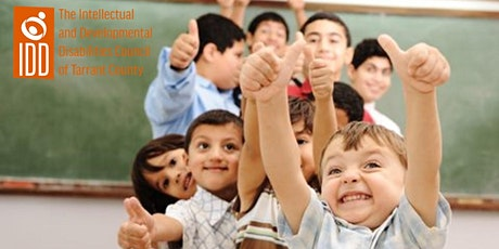 Caregiver Education: Special Education Back to School Series - Week 2 tickets