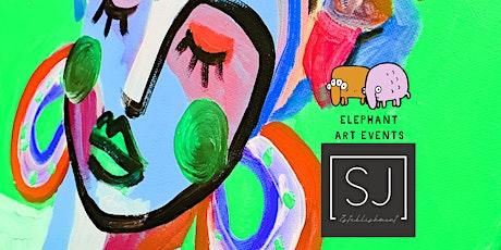 ELEPHANT ART EVENT @ SJ ESTABLISHMENT tickets