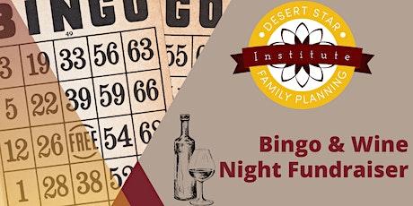 Bingo & Wine Night Fundraiser tickets