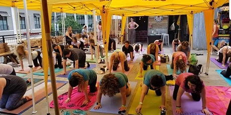 Gala Day Yoga & Mimosas tickets