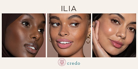 Makeup Consultation with ILIA Beauty @Credo SF - Hayes tickets