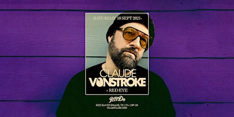 Claude VonStroke at It'll Do Club tickets