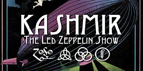KASHMIR (A Tribute to Led Zeppelin) tickets