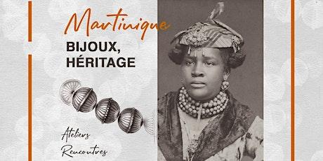 Martinique Bijoux Héritage | Initiation au geste bijoutier billets