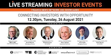 Finance News Network Investor Event tickets