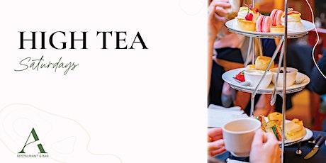 High Tea by the Avenue Restaurant tickets