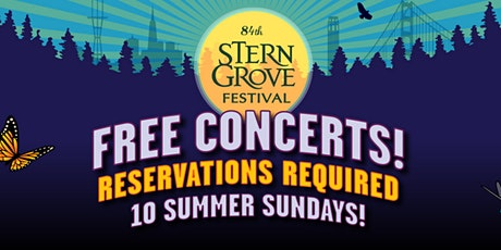 Stern Grove Festival featuring Fitz & The Tantrums and Devon Gilfillian tickets