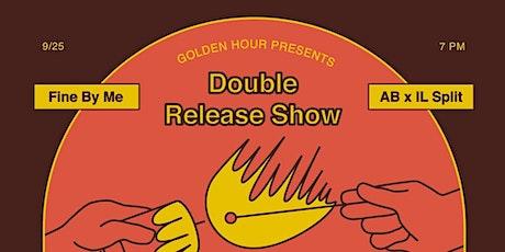 GOLDEN HOUR PRESENTS: INNERLOVE. DOUBLE RELEASE SHOW tickets
