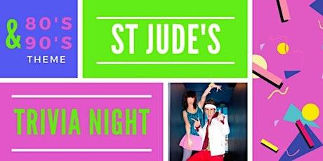 St Jude's Trivia Night tickets