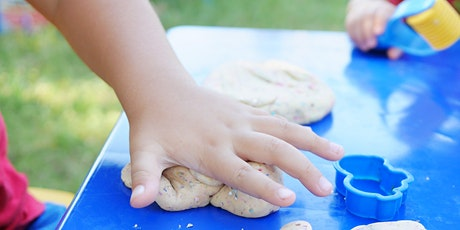 Monster Mash Play Dough for Under 5s - ONLINE tickets