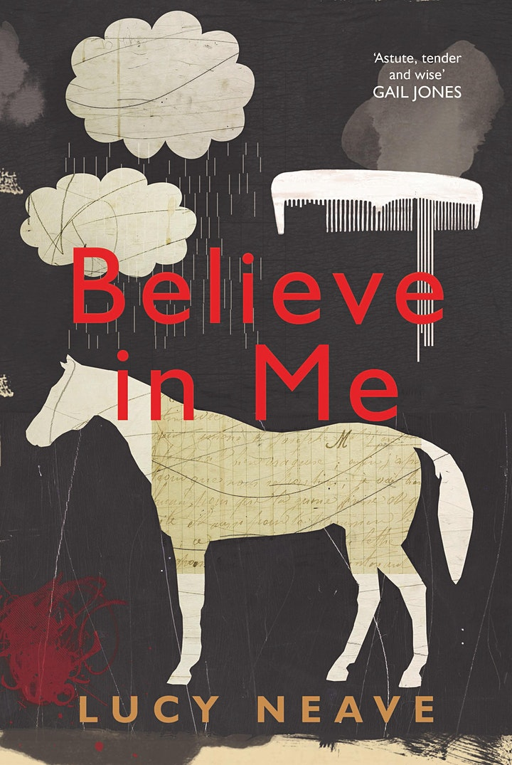 Book Launch : Believe in Me by Lucy Neave image