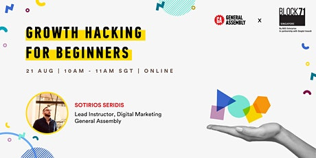 Growth Hacking for Beginners tickets