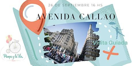 Avenida Callao - Visita Guiada entradas