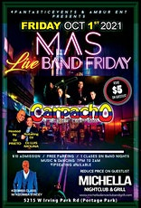 MAS Live Band Friday @ Michella's - ft Carpacho y Super Combo tickets