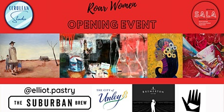 SALA: Roar Women exhibition opening event tickets
