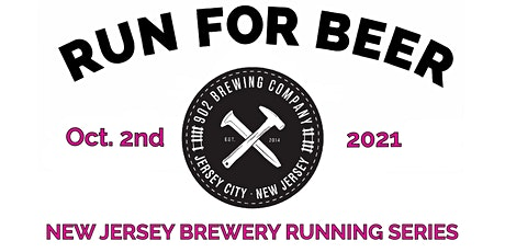 Breast Cancer Awareness 5k - 902 Brewing | 2021 NJ Brewery Running Series tickets