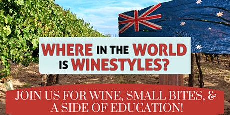 Wine, Small Bites, & a Side of Education tickets