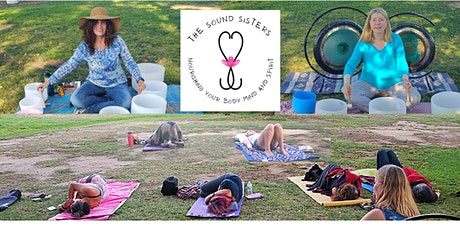 In Person - Outdoor Sunset Sound Bath with the Sound Sisters tickets