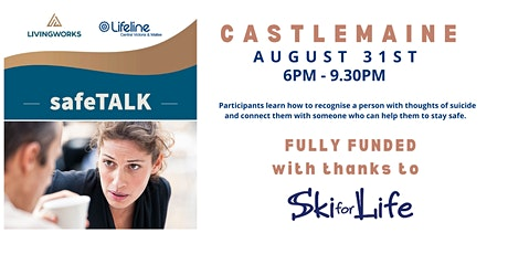 safeTALK - Castlemaine tickets