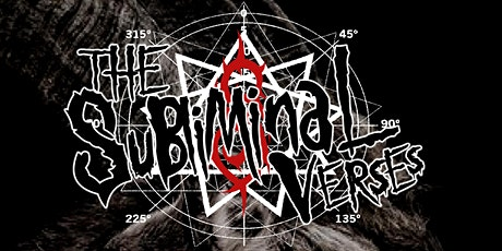 TOYS FOR TOTS FUNDRAISER featuring THE SUBLIMINAL VERSES (Slipknot Tribute) tickets