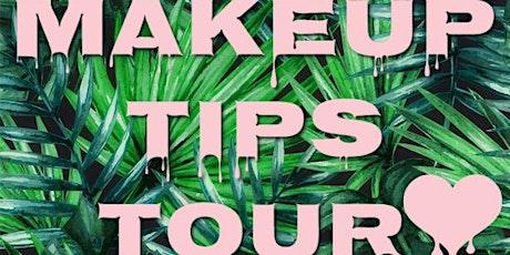 Makeup Tips Tour tickets